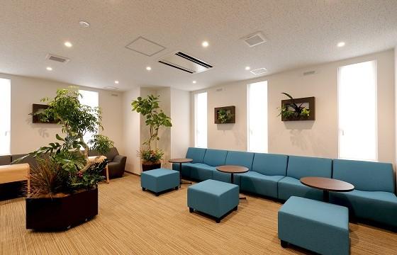 新橋エリア:新築オフィス7月オープン