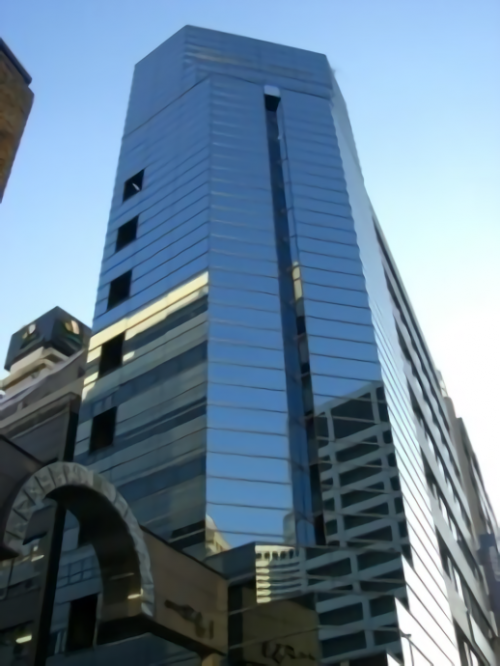 Prestigious business location Akasaka